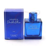 BY KAREN DOUBLE BLUE BY GEPARLYS COLOGNE FOR MEN 3.4 OZ / 100 ML EAU DE TOILETTE SPRAY
