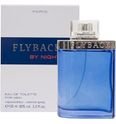 FLY BACK BY NIGHT BY YVES DE SISTELLE COLOGNE FOR MEN 3.3 OZ / 100 ML EAU DE TOILETTE SPRAY