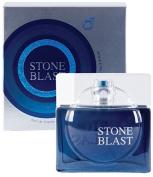 STONE BLAST BY YVES DE SISTELLE COLOGNE FOR MEN 2.5 OZ / 75 ML EAU DE TOILETTE SPRAY