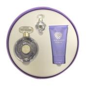 VINCE CAMUTO FEMME 3pcs Gift Set Women (100ml Eau De Parfum Spray + 5ml  Eau De Parfum   Mini Splash + 150ml Body Lotion