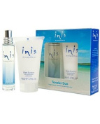 Inis Travel Duo Gift Set 15ml Cologne, 50ml Body Lotion