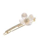 Buyinheart@ Fashion Womens Girls Flower Earring / Hair Barrettes , Hair Pin , Hair Clip