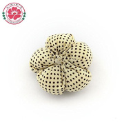 50 Pieces, Children Accessories Polka Dot Grid Fabric Pumpkin Flower Plum Blossom Girl Baby Hair Accessories Headdress