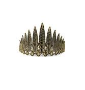 Kitsch Feather Bun Pin, Gold, 5ml