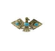 Kitsch Thunderbird Bun Pin, Gold, 5ml