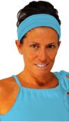 ice cream Aqua Blue Fitness Headband
