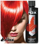 Arctic Fox Semi Permanent Hair Dye - 240ml Sunset Orange #10