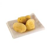 Premium Ultra Soft Sea Pearls Reusable Sea Sponges - 3 Teeny Size