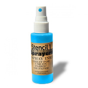 Stencil1 Sprayers Day-Glow Colours 60ml-Turquoise