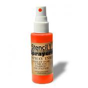 Stencil1 Sprayers Day-Glow Colours 60ml-Orange