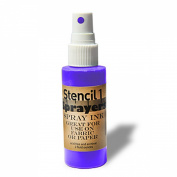 Stencil1 Sprayers Day-Glow Colours 60ml-Purple