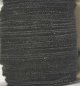 2.5mm Width - Very Thin Suede Lace (0.5-0.7 Thickness) - Genuine Suede Leather - 25 Yards Per Spool - Available in Many Colours (Brown