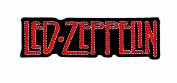 LED Zeppelin Heavy Metal Punk Rock Band Iron on Patches. New with High Quality for Your Cloth By Jupeter