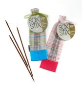 15cm Ebony Sox Stix - US 2 - Knitting Needles from Lantern Moon