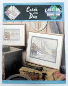 Catch of the Day Counted Cross Stitch Pattern by Anthony Taylor VCL-20095