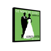 Personalised JDS Gifts Home Party Decor Couples Studio Canvas
