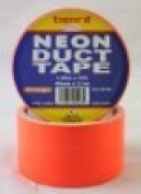 Neon Orange Duct Tape