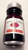 J. Herbin Fountain Pen Ink 10Ml Rouge Opera