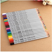 Marco Fine Art 24 Colours Drawing Pencils Non-toxic Drawing Oil Pencils for writing drawing sketches