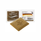 Artgraf Water Soluble Graphite Disc Ochre