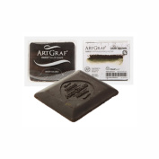 Artgraf Water Soluble Graphite Disc Dk Brown