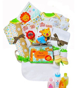 Jammin' in the Jungle | Baby Gift Basket