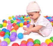 100pcs Dowin Children's Environmental Non-toxic Tasteless Thickening Ocean Ball Baby Educational Playground Bobo Ball Pool