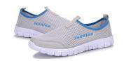 ROZSH Shoes Sport Men Breathable White 8.5