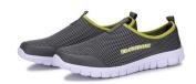 ROZSH Shoes Sport Men Breathable Grey 7.5