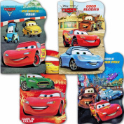 Disney Cars Board Books - Set of Four