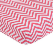 Garanimals Chevron Fitted Crib Sheet