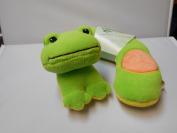 Baby Essentials Neck Support Green Frog