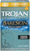 Trojan Sensitivity Bareskin - 10 Pack
