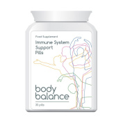 BODY BALANCE IMMUNE SYSTEM SUPPORT PILLS NOURISH BODY