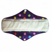 25cm Regular Bamboo Mama Cloth/ Menstrual Pads/ Reusable Sanitary Pads