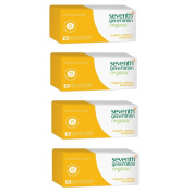 Seventh Generation Organic Tampons with Applicator 16 Count Box Packaging May Vary (4 Pack