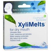 Xylimelts Extra Mint - 40 Pack
