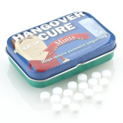 Boxer Joke Tin Of Hangover Cure Mints Novelty Funny Naughty Gag
