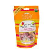 Yummy Earth Organic Vitamin C Drops - Citrus Grove - Case of 6 - 100ml