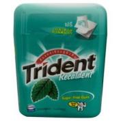 Trident Recaldent, Sugar-Free Gum, Spearmint Flavoured, 95.2 g