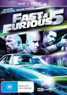 Fast and Furious 5 (DVD/UV) [Region 4]