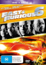Fast and Furious 6 (DVD/UV) [Region 4]