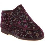 GBS Rhona Ladies Extra Wide Fit Slipper / Womens Slippers