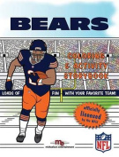 Chicago Bears Coloring & Activity Storybook