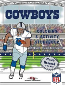 Dallas Cowboys Coloring & Activity Storybook
