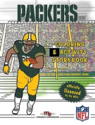 Green Bay Packers Coloring & Activity Storybook