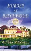 Murder at Beechwood [Large Print]