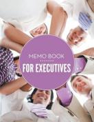 Memo Book for Executives