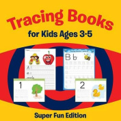 Tracing Books for Kids Ages 3-5