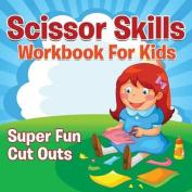 Scissor Skills Workbook for Kids